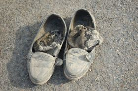 Why shoes were so needed