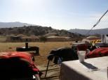 From Wadi Dana lounge