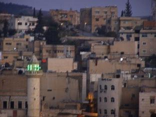 Jerash town