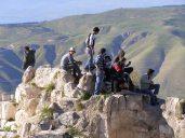 Umm Qais above the Sea of Galillee