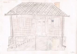 1st house by Martha