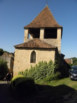 Limeuil church