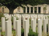 British cemetery in Bayeux