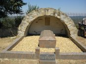 Berenger Sauniere's grave